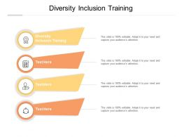Diversity Inclusion Training Ppt Powerpoint Presentation Layouts Rules Cpb