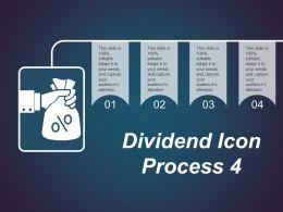 Dividend Icon Process 4
