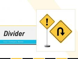 Divider Arrows Geometrical Operations Indication Depicting