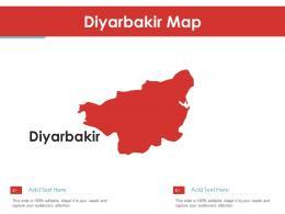 Diyarbakir Powerpoint Presentation PPT Template