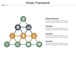 Dmaic Framework Ppt Powerpoint Presentation Infographic Template Backgrounds Cpb