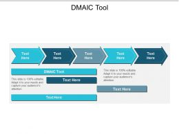 Dmaic Tool Ppt Powerpoint Presentation Infographics Designs Cpb