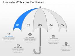 dn_umbrella_with_icons_for_kaizen_powerpoint_template_Slide01
