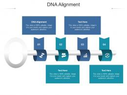 DNA Alignment Ppt Powerpoint Presentation File Show Cpb