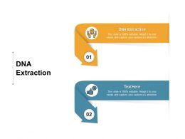 DNA Extraction Ppt Powerpoint Presentation Styles Cpb