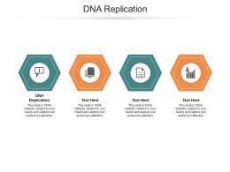 DNA Replication Ppt Powerpoint Presentation Gallery Deck