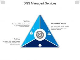 DNS Managed Services Ppt Powerpoint Presentation Outline Introduction Cpb