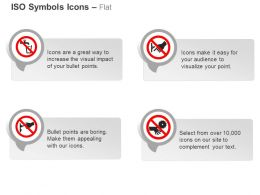 Do Not Drink Water Turn Off Switch Turn Off Button Cut Hazard Ppt Icons Graphics
