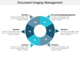 Document Imaging Management Ppt Powerpoint Presentation Inspiration Portrait Cpb