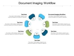 Document Imaging Workflow Ppt Powerpoint Presentation Summary Graphics Tutorials Cpb