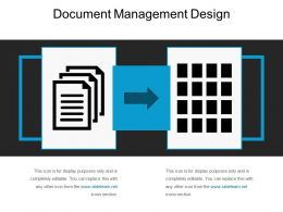 Document Management Design Ppt Images Gallery