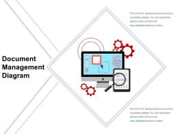 Document Management Diagram Ppt Inspiration