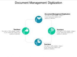 Document Management Digitization Ppt Powerpoint Presentation Outline Background Image Cpb