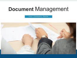 Document Management Information Acquisition Process Approval Organization