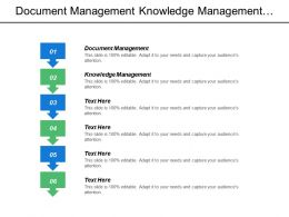 document_management_knowledge_management_analysis_statistics_business_management_service_Slide01