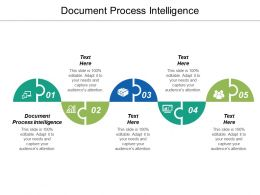 Document Process Intelligence Ppt Powerpoint Presentation Icon Show Cpb