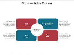 Documentation Process Ppt Powerpoint Presentation Pictures Master Slide Cpb