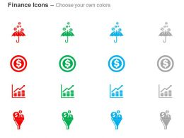dollar_over_umbrella_currency_growth_filteration_ppt_icons_graphics_Slide02