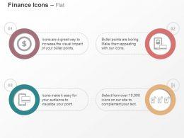 Dollar Symbol Locked Mobile Banking Euro Yen Pound Symbols On Mobile Ppt Icons Graphics