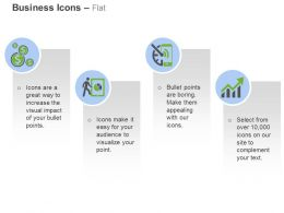 Dollars Bar Graph Business Growth Ppt Icons Graphics