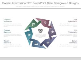 Domain Information Ppt Powerpoint Slide Background Designs