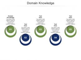 Domain Knowledge Ppt Powerpoint Presentation Summary Picture Cpb