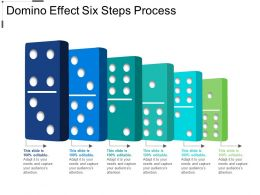 Domino Effect Six Steps Process