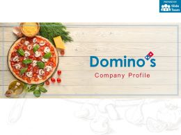 Dominos Company Profile Overview Financials And Statistics From 2014-2018