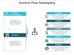 Dominos Pizza Retargeting Ppt Powerpoint Presentation Gallery Backgrounds Cpb