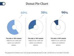 Donut Pie Chart Ppt File Picture