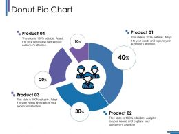 Donut Pie Chart Ppt Pictures Graphic Tips