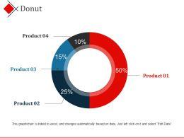 Donut Powerpoint Templates Microsoft