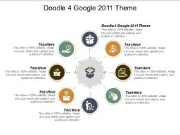 Doodle 4 Google 2011 Theme Ppt Powerpoint Presentation File Example Cpb