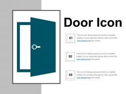 door_icon_3_powerpoint_slide_templates_Slide01