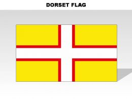 Dorset Country Powerpoint Flags