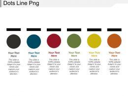 Dots Line Png