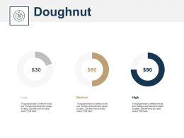 Doughnut Marketing Planning Ppt Powerpoint Presentation Pictures Design Inspiration