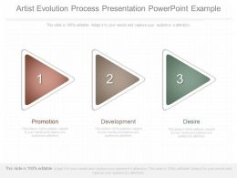 Download Artist Evolution Process Presentation Powerpoint Example