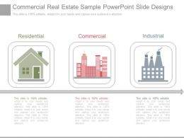 Download Commercial Real Estate Sample Powerpoint Slide Designs