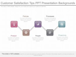 Download Customer Satisfaction Tips Ppt Presentation Backgrounds