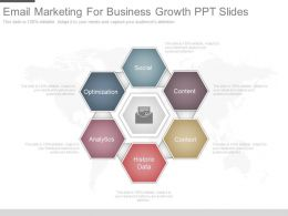 Download E Mail Marketing For Business Growth Ppt Slides
