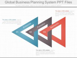 Download Global Business Planning System Ppt Files