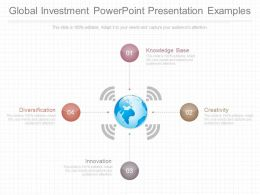Download Global Investment Powerpoint Presentation Examples