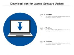 Download Icon For Laptop Software Update