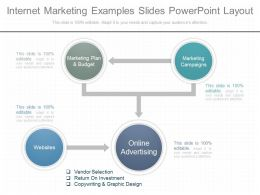 Download Internet Marketing Examples Slides Powerpoint Layout