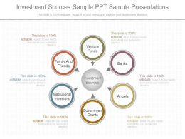 Download Investment Sources Sample Ppt Sample Presentations
