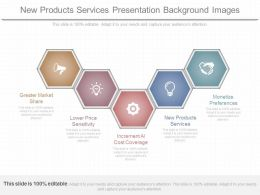 Download New Products Services Presentation Background Images