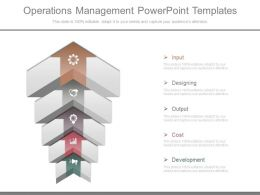 Download Operations Management Powerpoint Templates