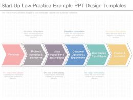 Download Start Up Law Practice Example Ppt Design Templates