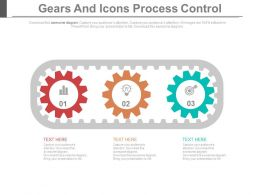 download_three_gears_and_icons_for_process_control_flat_powerpoint_design_Slide01